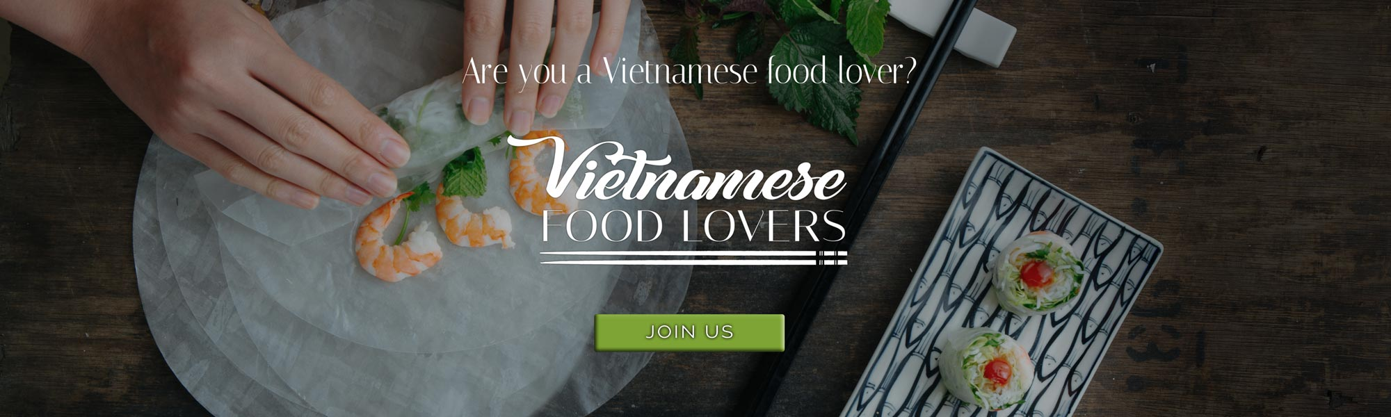 Vietnamese Food Lover