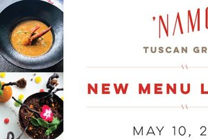 New Menu Launch: Explore the Tuscan Secrets even Further