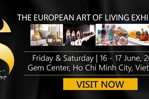 The European Art of Living Exhibition by Eurosphere