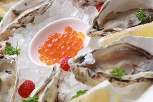 A journey through the world's finest oysters @ The Reverie Saigon