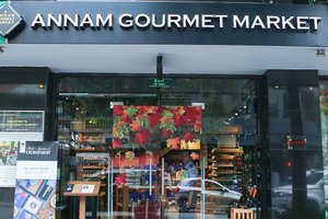 Annam Gourmet Market Reopens its Hai Ba Trung Branch