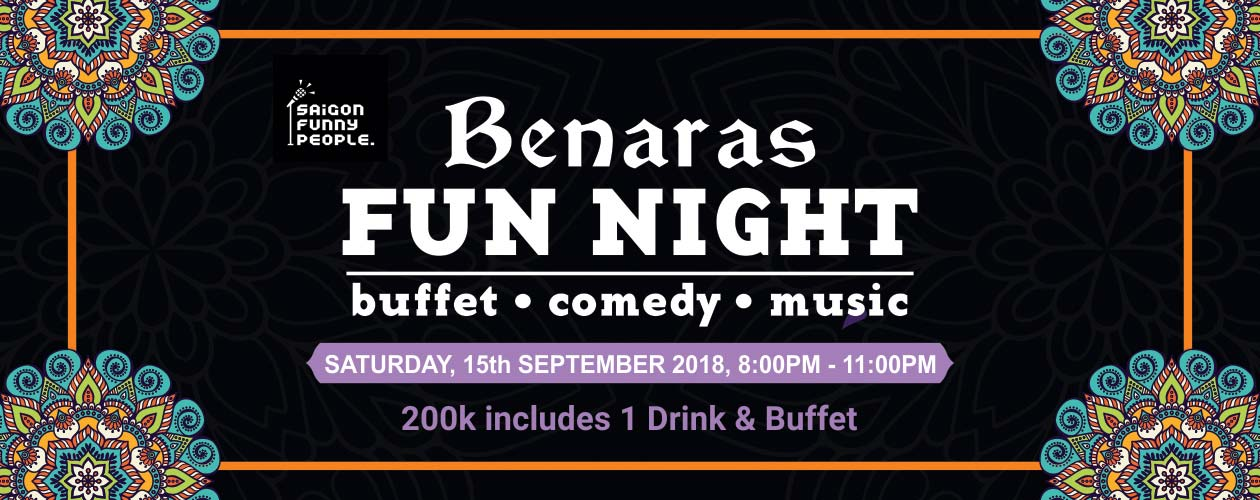 Benaras Fun Night @ Benaras - Indian Restaurant & Lounge