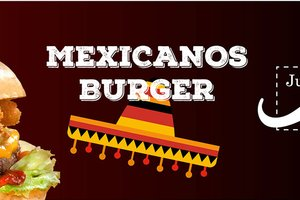 Mexicanos Burger @ Pullman Saigon Centre