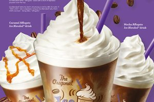 The Coffee Bean & Tea Leaf® introduces the new AffogatoIce Blended®drink