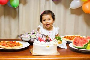 A special celebration for your baby on their 1st birthday
