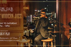 Jazz Night @ Social Club Restaurant