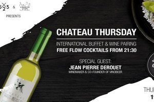 Chateau Thursday Night @ 52/3 Kitchen & Bar