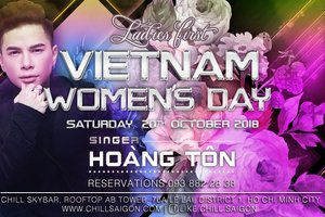 Vietnamese Women's Day @ Chill Skybar