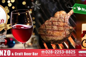 Merry Christmas @ Butcher MANZO & Craft Beer Bar