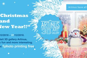Merry Christmas @ Artinus