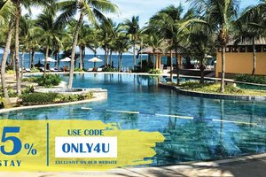 """Only4u"" - Save 35% on Rooms @ Pandanus Resort"