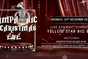 Symphonic Christmas Eve @ Chill Skybar