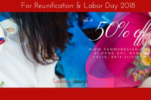 Reunification & Labor Day 2018 @ Tan My Design