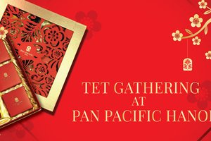 Tet Gathering @ Pan Pacific Hanoi