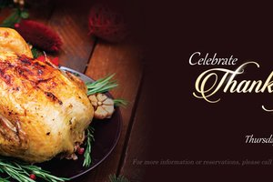 Celebrate Thanksgiving @ Lotte Legend Hotel Saigon