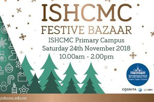 ISHCMC to Host the Third Festive Bazaar