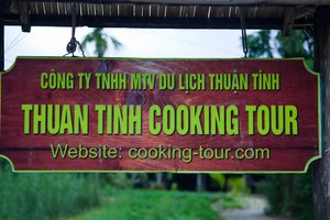 Thuan Tinh Island Cooking Tour
