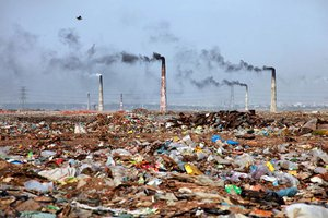 Pollution in Ho Chi Minh City is Causing Serious Problems