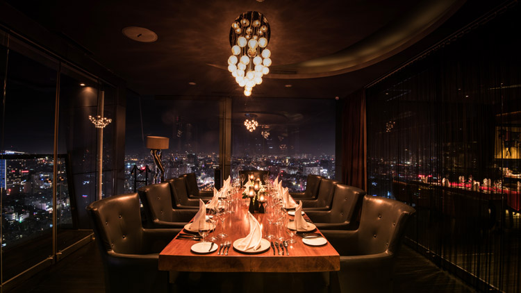 Chill Dining Ambience
