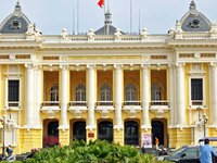 The Hanoi Opera House Opens for Tourists