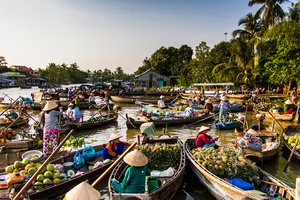 Mekong Delta Tourism Plan 2020 Approved - News on 30 November 2016