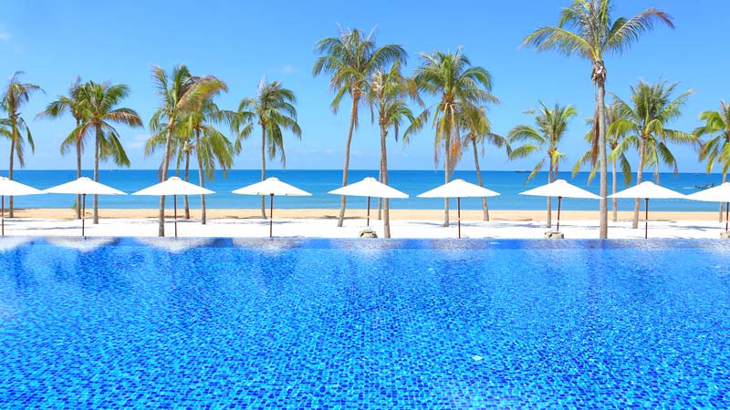 Novotel Phu Quoc swimming pool