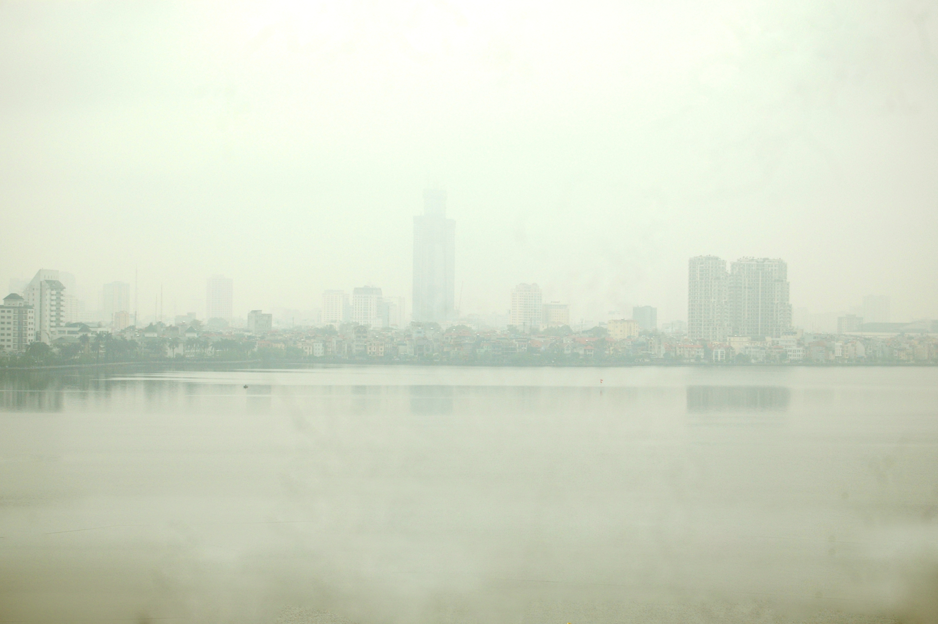 Hanoi weather in march