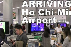 What to expect when arriving at Tan Son Nhat Airport