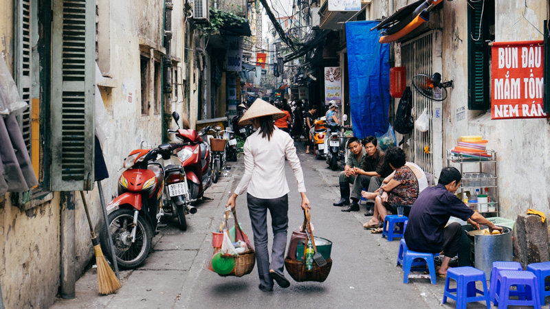 Discover the World of Alleyways