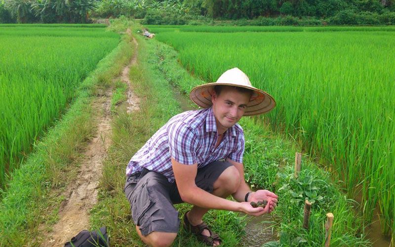 Amazing Dream Homestay in Ben Tre