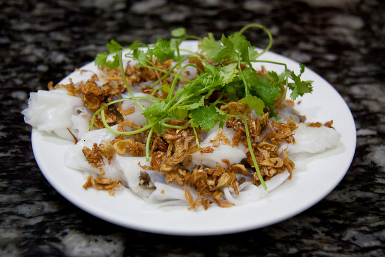 banh cuon sai gon food street top 10