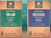 Folliet Introduces New Biodegradable Coffee Capsule