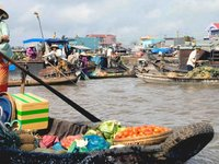 The Magic of the Mekong Delta