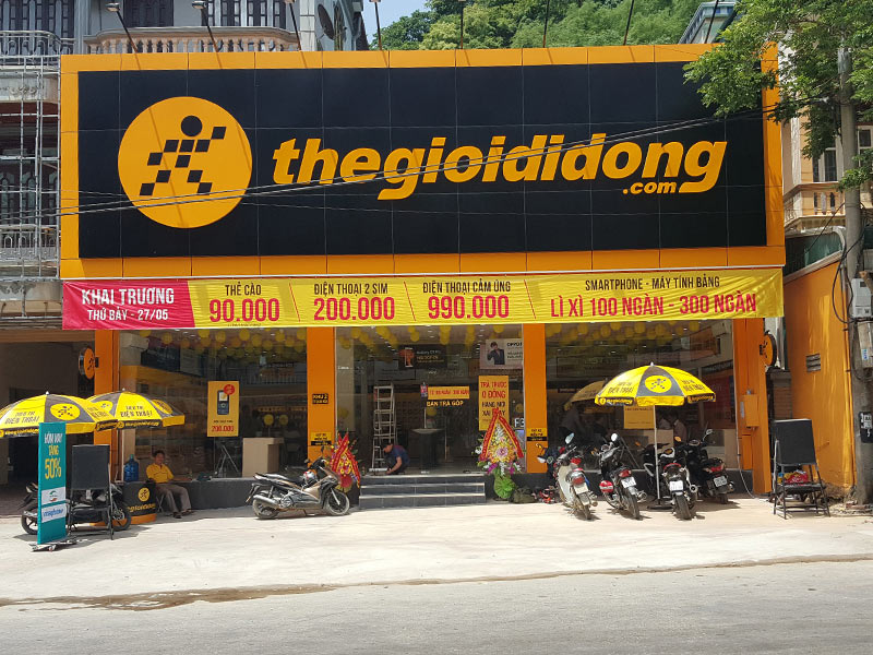 Mobile Phone Repair Shops in Saigon