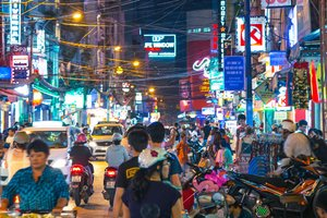 Pham Ngu Lao: The Changing Face of Saigon's Backpacker District