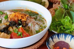 Switch up your Soup at Bun Rieu Nha