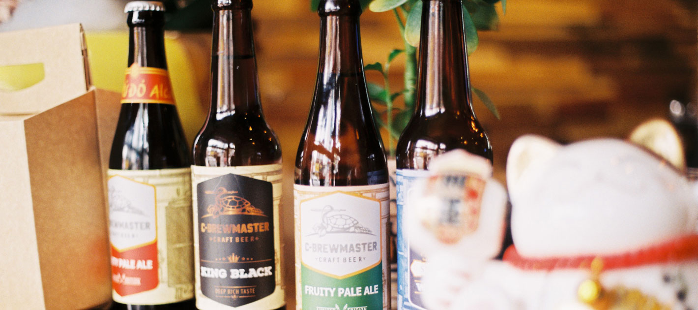 C-Brewmaster: Making Craft Beer Truly Vietnamese