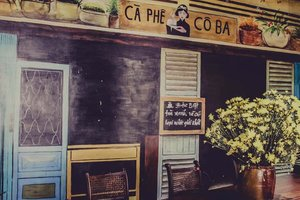 Cà Phê Cô Ba: a Café for Lovers of Vintage Saigon and Great Coffee