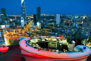 Best Rooftop Bars In Saigon / Ho Chi Minh City