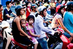 Are You Insane Enough to Drive in Saigon?