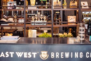 East West Brewing Co. Prefers to Show, Not Tell Its Beer-Making Process