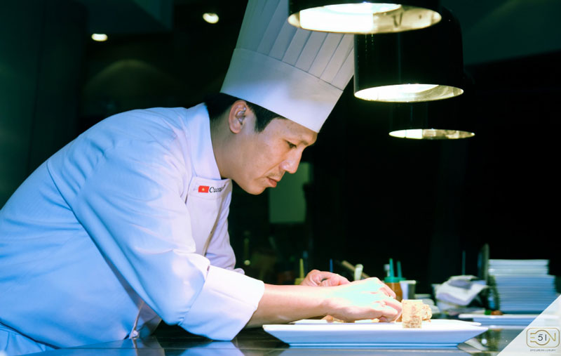 Eon51 Fine Dining - Chef Cuong