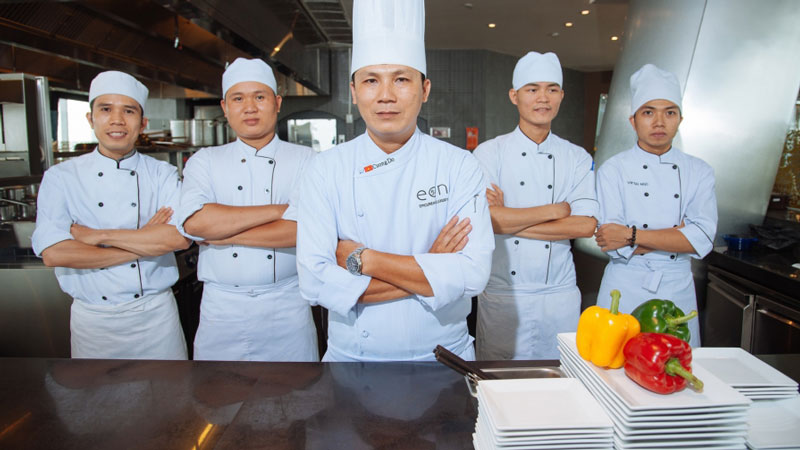 Eon51 Fine Dining - Chef Team
