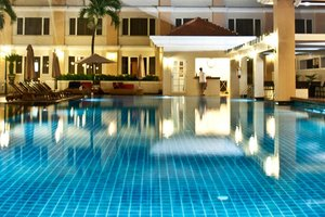 The Best Pool in Ho Chi Minh City?
