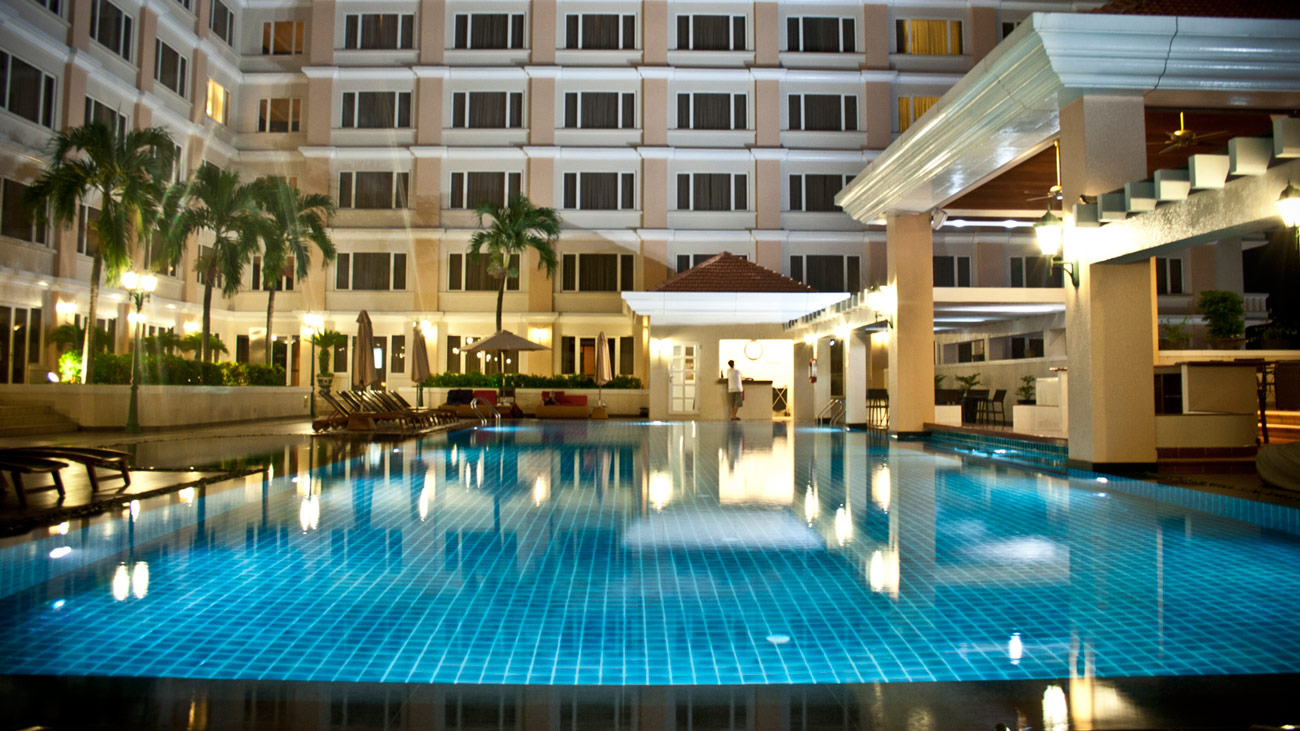 The Best Pool In Ho Chi Minh City