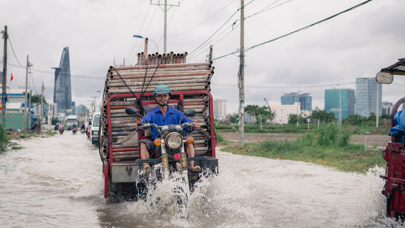 flood vietnam