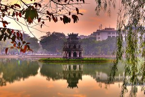 Hanoi Picks Up Two Prestigious Awards