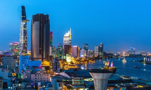 District 1 - Point of Interest - Attractions in Ho Chi Minh City