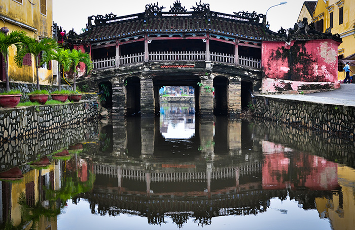 Hoi An Ancient Bridge