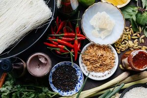 Five Indispensable Vietnamese Ingredients